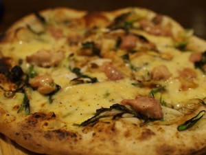 サルベージ ピザ2