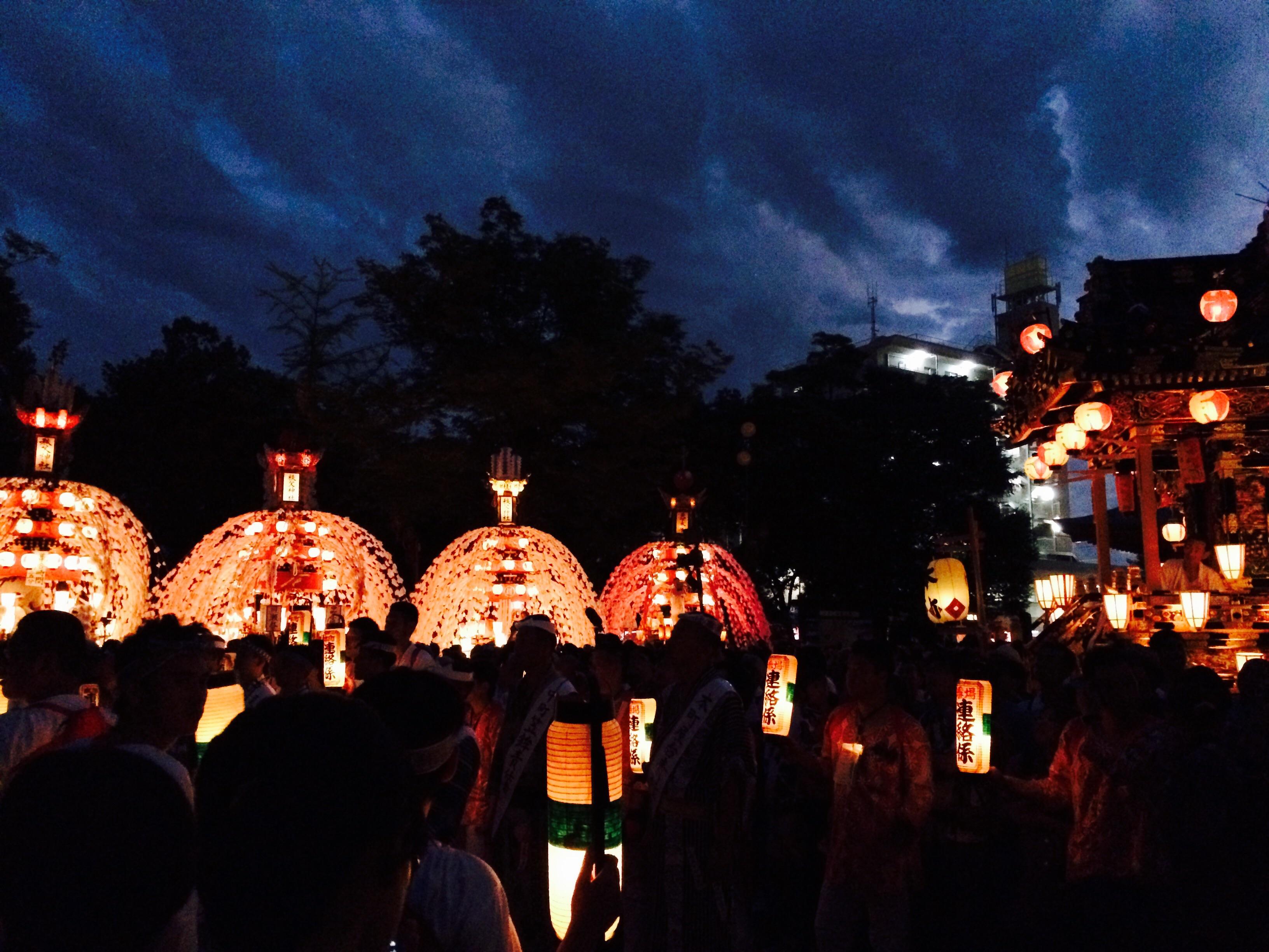 秩父川瀬祭の見どころと花火大会のスケジュール 2017