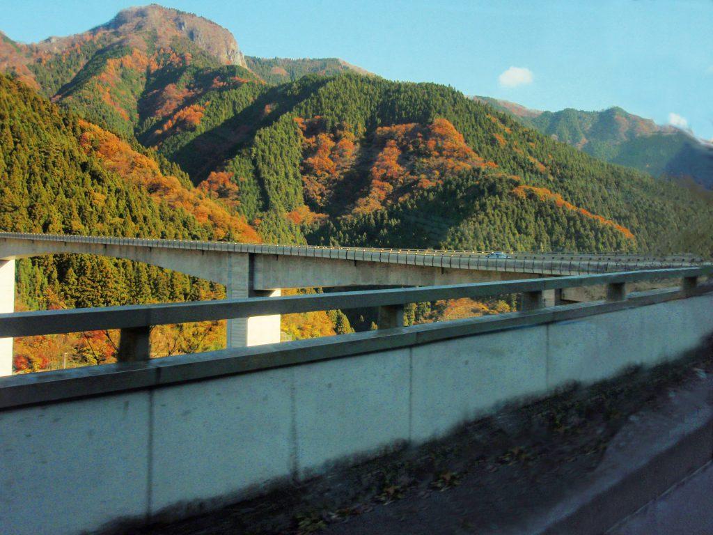 雁坂峠ループ橋 ちーぽんツーリング