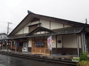 そば道場あらかわ亭 2016.6