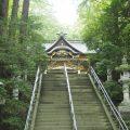 山の中にあるパワースポット 宝登山神社