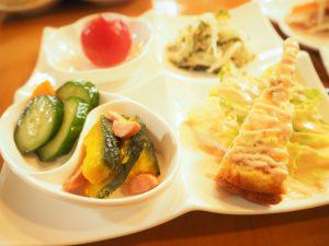 山茶花のランチ そのほかのお料理