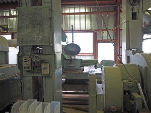出浦園の製茶機械