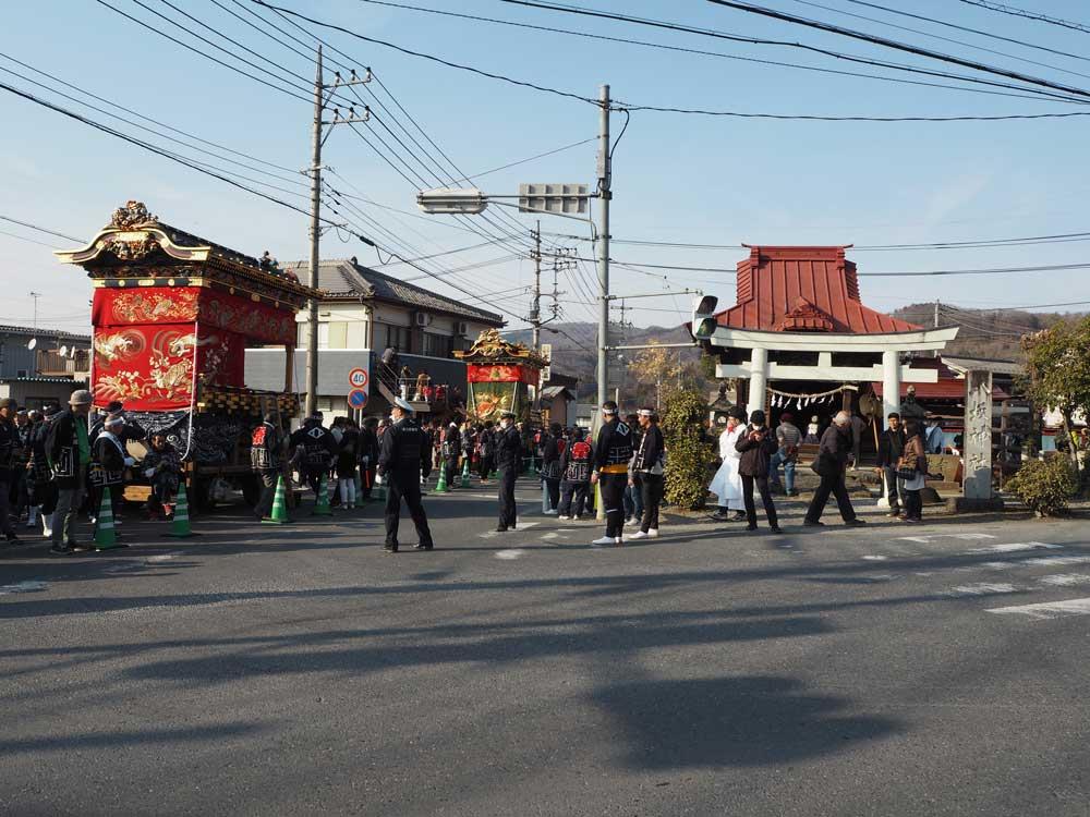 2017312山田の春祭り
