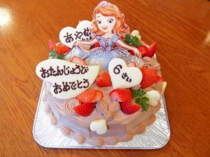 カカリアのオーダーメイドケーキ