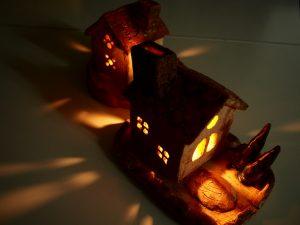 Gotica 完成品 明かりを灯す1