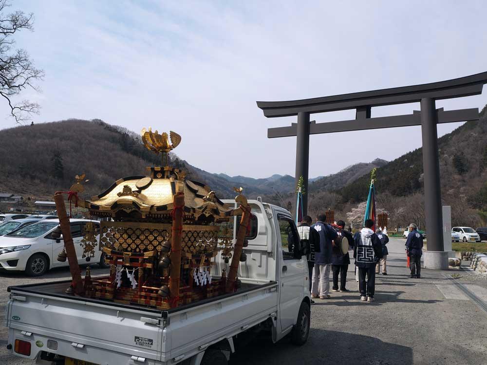 20170405椋神社春祭り