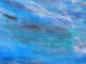 香本博 淡い青イメージ
