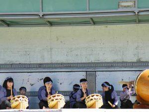長瀞火祭り 太鼓