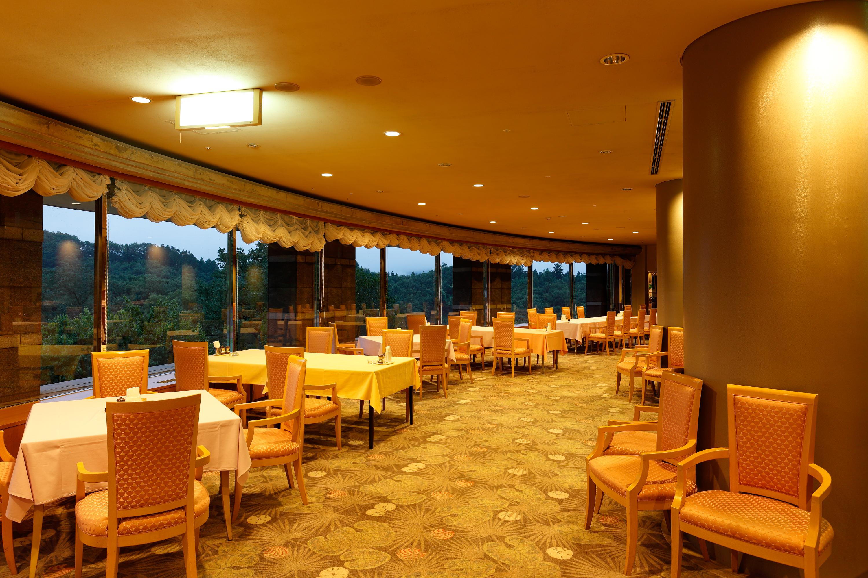 レストラン ロワールから見える景色