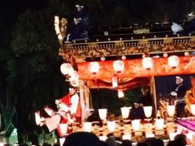 秩父夜祭 本町屋台2014/秩父ちーぽん