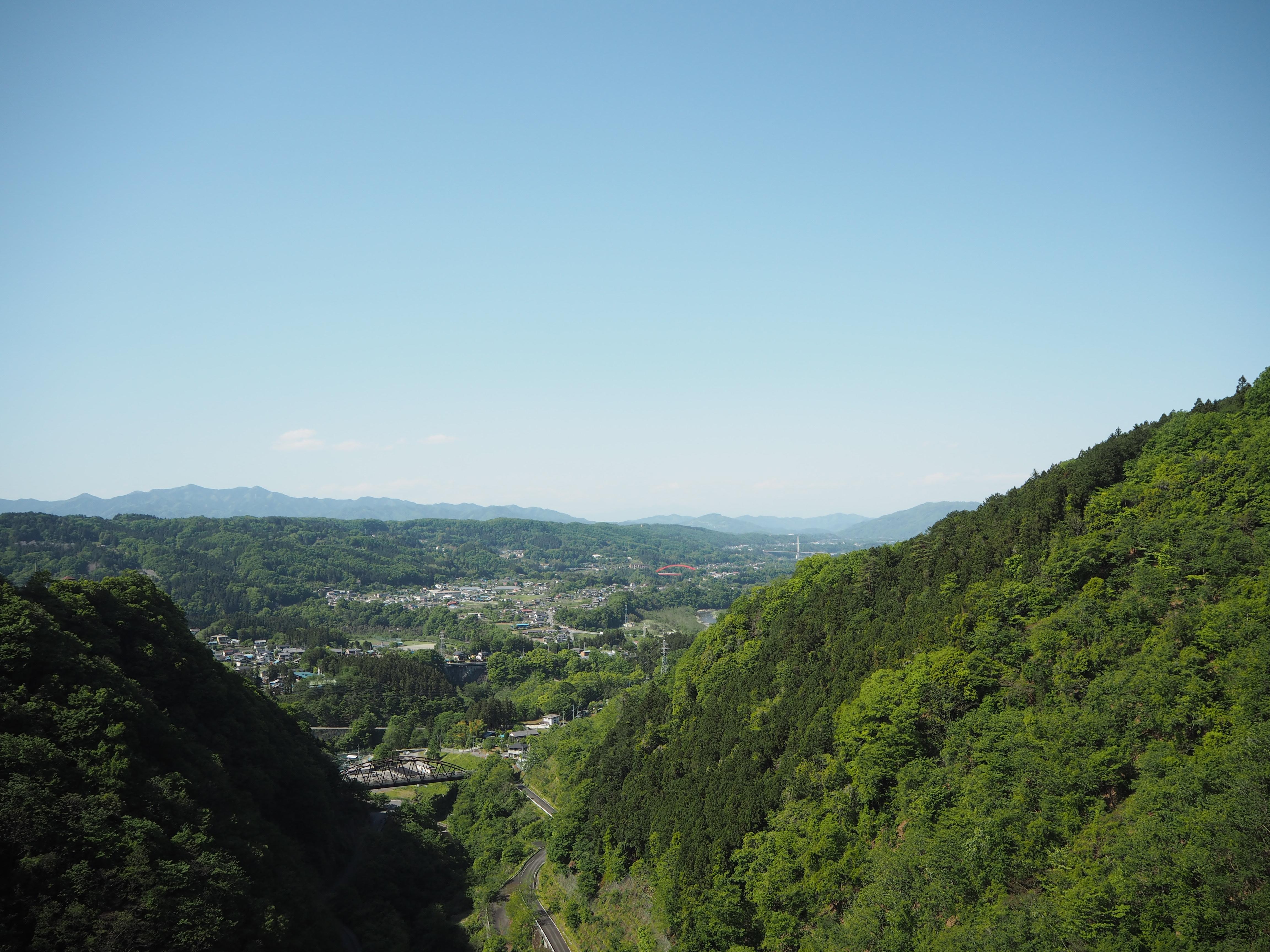 秩父市街地から15分 浦山ダム