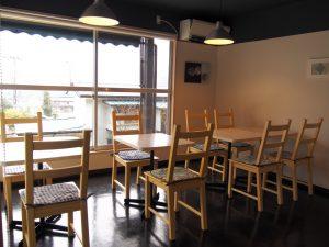 サンタカフェ店内の様子1