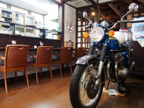 Moto Green Cafeアイキャッチイメージ