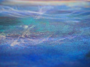 香本博 深い青イメージ