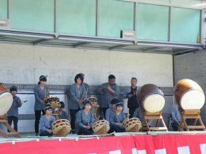 長瀞火祭り 屋台ばやし